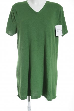 Sallie Sahne Cashmerepullover grün Casual-Look