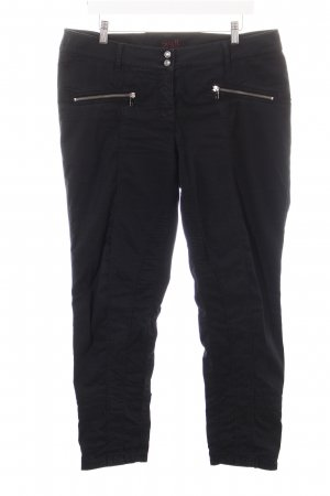 Sally Cargo Pants anthracite casual look