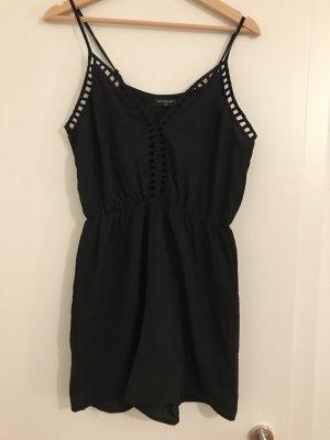 Sally&Circle jumpsuit Overall Einteiler schwarz