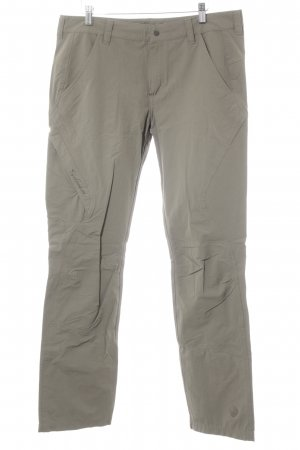 Salomon Cargohose grüngrau Casual-Look