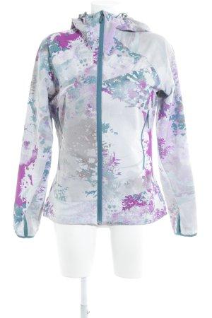 Salomon Outdoor Jacket spots-of-color pattern simple style