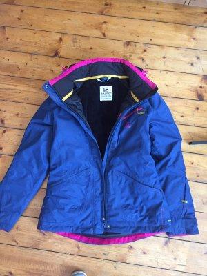 Salomon Outdoor Jacket multicolored