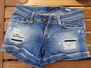 Salsa Jeans Shorts kurze Hose destroyed W27