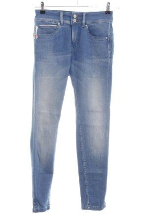 Salsa Slim Jeans blau Casual-Look