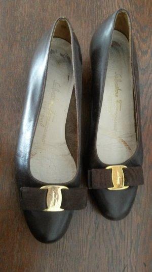 Salvatore Feragamo Vintage Schuhe