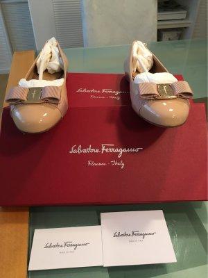 Salvatore Ferragamo Ballerinas