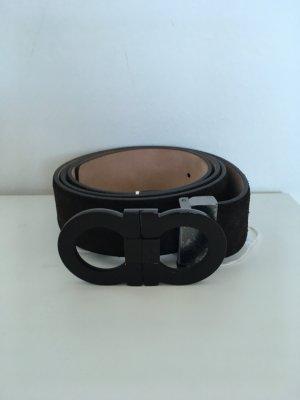 Salvatore ferragamo Waist Belt black leather