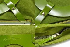 Salvatore Ferragamo Gancini Shoulder Bag