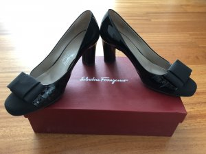 Salvatore Ferragamo Lackpumps