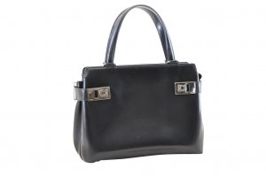Salvatore Ferragamo Leather Hand Bag