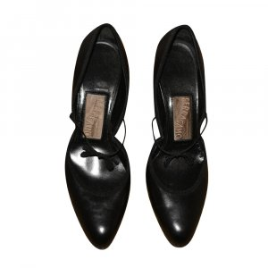 Salvatore Ferragamo Pumps aus Leder