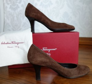 Salvatore Ferragamo Pumps Gr. 35-35,5