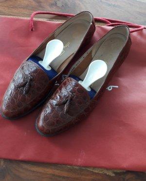 Salvatore Ferragamo Schuhe Gr 38 wenig getragen