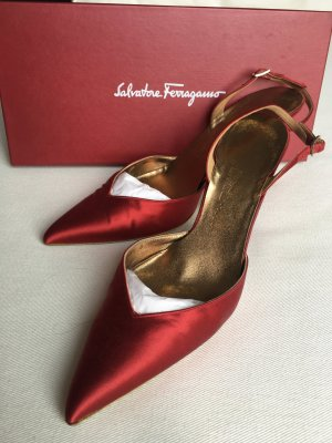 Salvatore Ferragamo Slingbacks