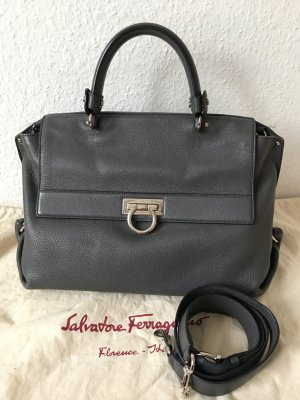Salvatore ferragamo Handbag multicolored leather