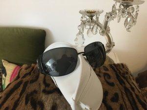 Salvatore Ferragamo Sonnenbrille Glam Look ungetragen Strass