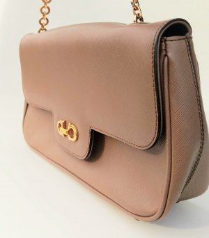 Salvatore ferragamo Bag beige-camel leather