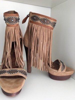 Sam edelman Plateauzool sandalen veelkleurig Leer
