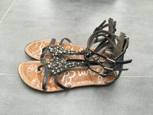 Sam Edelman Gladiator Sandalen in schwarz