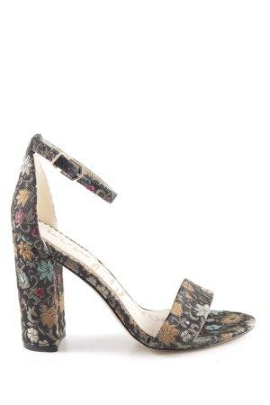 Sam edelman High Heel Sandaletten Blumenmuster Casual-Look