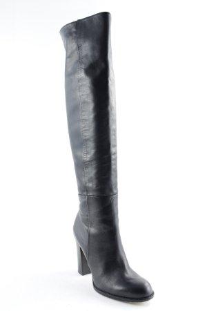 Sam edelman Kniehoge laarzen zwart klassieke stijl