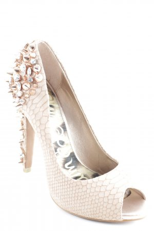 Sam edelman Peeptoe Pumps rosé Business-Look