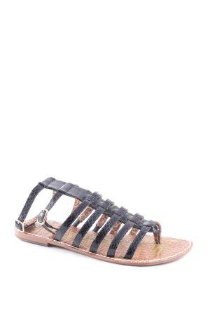 Sam edelman Sandalen schwarz-braun klassischer Stil