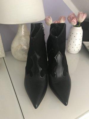 Sam Edelmann Stiefelette Boots Echtleder