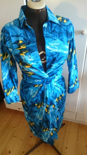 Samantha Sung, Wickelkleid, 8 (40) NEU, Am 30. April schließe ich meinen Kleiderschrank!!!
