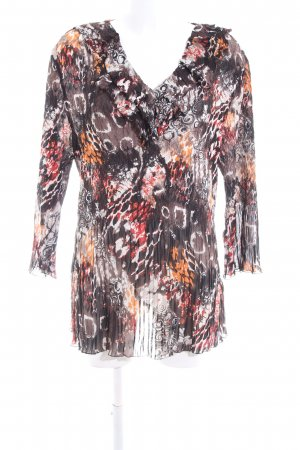 Samoon by Gerry Weber Crash Blouse allover print elegant