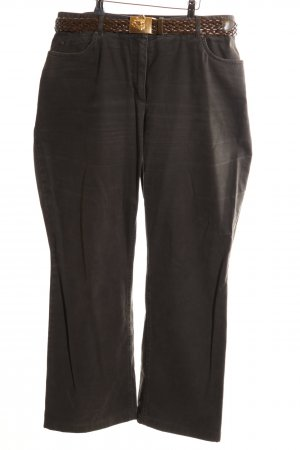 Samoon by Gerry Weber Five-Pocket Trousers brown casual look