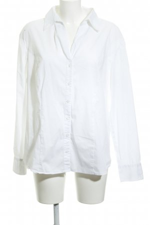 Samoon by Gerry Weber Hemd-Bluse weiß Business-Look