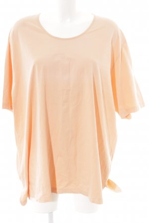 Samoon T-Shirt apricot Casual-Look