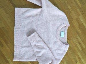 Samsøe kuscheliger Pullover rosa Gr. M