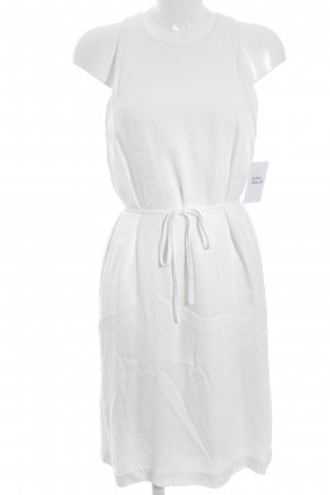 Samsøe & samsøe A-Linien Kleid weiß Elegant