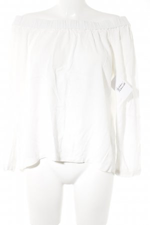 Samsøe & samsøe Carmen Blouse white street-fashion look