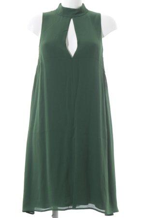 Samsøe & samsøe Chiffonkleid dunkelgrün Elegant
