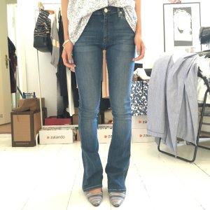 Samsoe&Samsoe Flared Jeans / Schlaghose / Bootcut Jeans