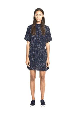 Samsoe Samsoe Gao Dress Kleid Clean Chic Minimalism Blogger S Neu!