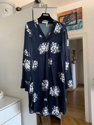 Samsoe & Samsoe Kleid blau Tunika wNeu Hamil VN Dress Blogger XS S blau 179€
