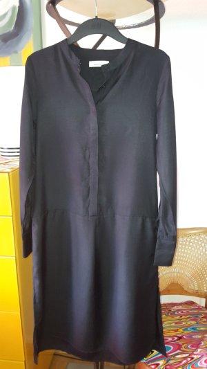Samsøe & samsøe Abito blusa camicia nero Cotone