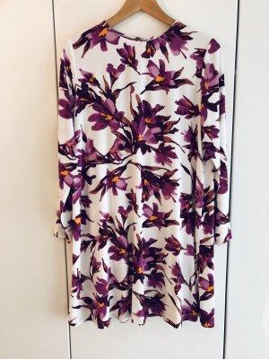 Samsoe Samsoe - Langärmeliges Kleid mit Blumenprint