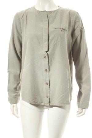 Samsøe & samsøe Langarm-Bluse khaki