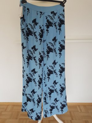 SAMSØE & SAMSØE Nessie Pants Blue Bloom Gr s