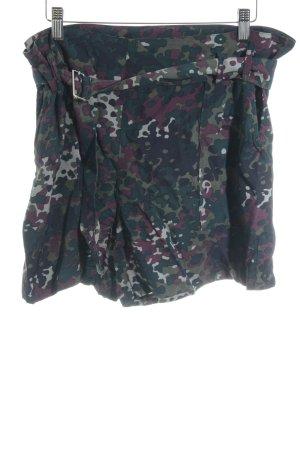 Samsøe & samsøe Shorts Camouflagemuster Casual-Look
