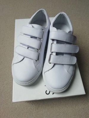 Samsøe & samsøe Sneakers white leather