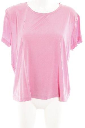 Samsøe & samsøe Camiseta rosa look casual