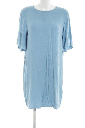 Samsøe & samsøe Flounce Dress blue casual look