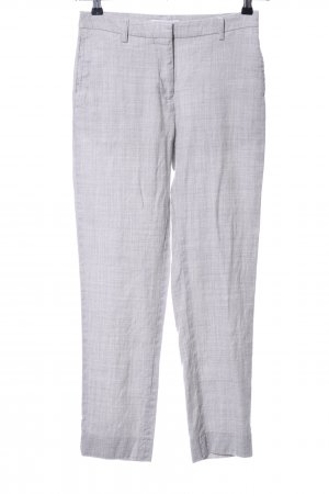 Samsøe & samsøe Woolen Trousers light grey flecked casual look