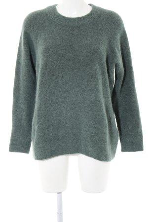 Samsøe & samsøe Wool Sweater khaki casual look